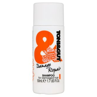 Toni&Guy Damage Repair Šampón pre dokonalú nápravu vlasov 50 ml