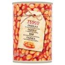 Tesco Fazuľa v paradajkovej omáčke 420 g