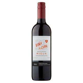 Tesco Viña del Cura Riocha Red wine 0.75 L