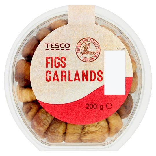 Tesco Figs Garlands 200 g