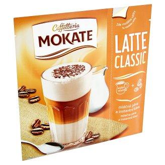 Mokate Caffelleria Latte classic mliečna pena a instantná káva 22 g