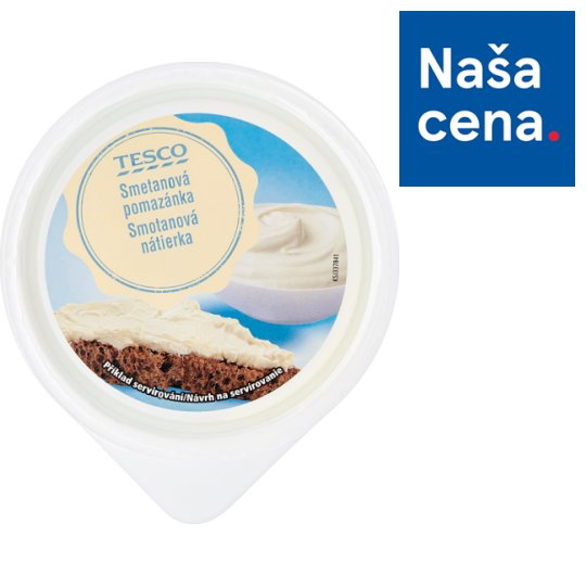Tesco Cream Spread 150 g