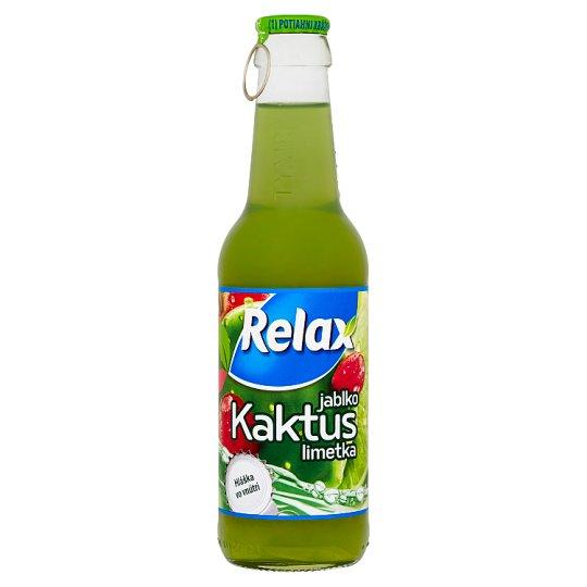 Relax Jablko kaktus limetka 250 ml
