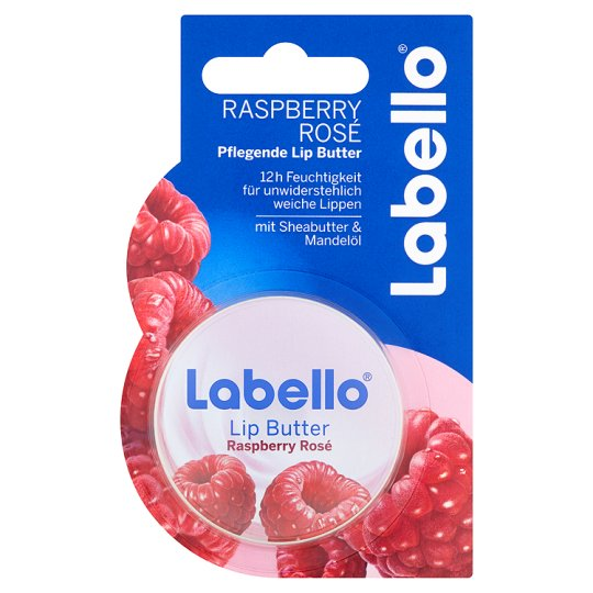 Labello Raspberry Rosé Lip Butter 16.7 g