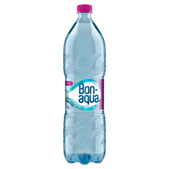 Bonaqua Natural Mineral Water Carbonated 1.5 L