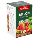 Mistral Watermelon & Strawberries Fruit Tea 20 x 2 g