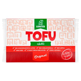 Lunter Tofu chilli 180 g