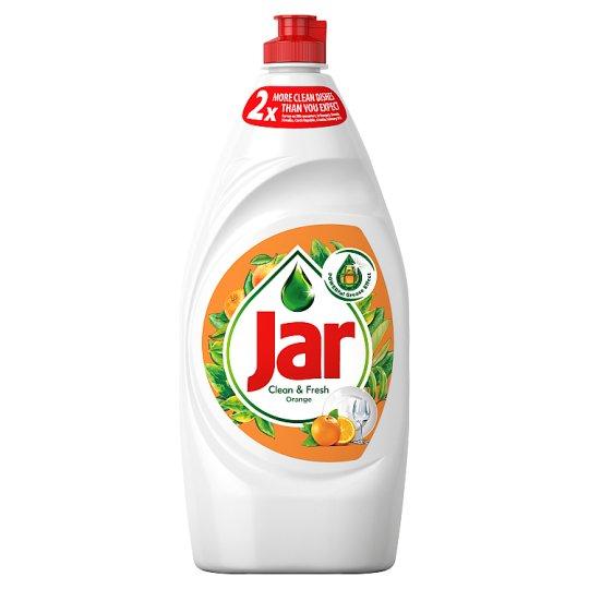 Jar Orange & Lemongrass Prostriedok Na Umývanie Riadu, 900 ml