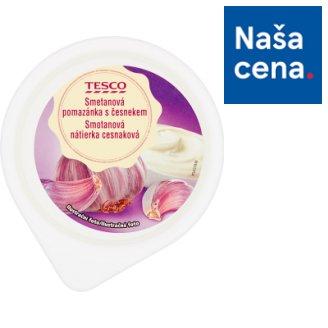 Tesco Creamy Garlic Spread 150 g