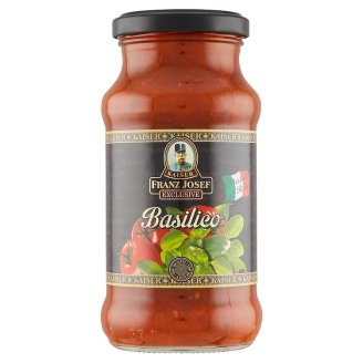 Kaiser Franz Josef Exclusive Tomato Sauce with Basil 350 g