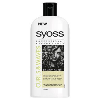 Syoss kondicionér Curls & Waves 500 ml