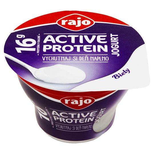 Rajo Active Protein White Yoghurt 180 g