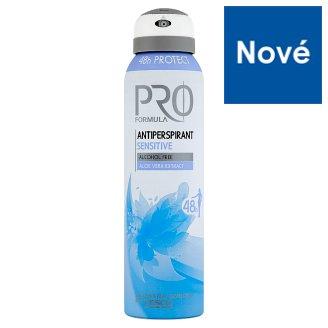 Tesco Pro Formula Sensitive antiperspirant dezodorant 150 ml