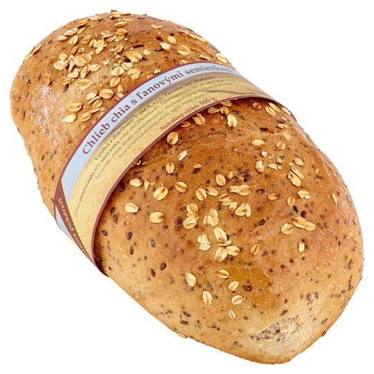 S&R Pekáreň Starého Otca Chlieb chia s ľanovými semienkami 500 g
