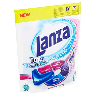 Lanza Total Power Washing Gel Capsules 28 Washes 608 g