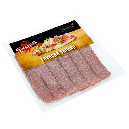 Baron Hunting Salami Slices 0.100 kg