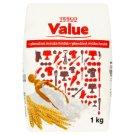 Tesco Value Pšeničná múka hrubá 1 kg