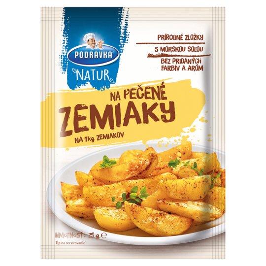 Podravka Natur Na pečené zemiaky 25 g