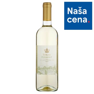 Tokaji Furmint víno biele polosladké 750 ml