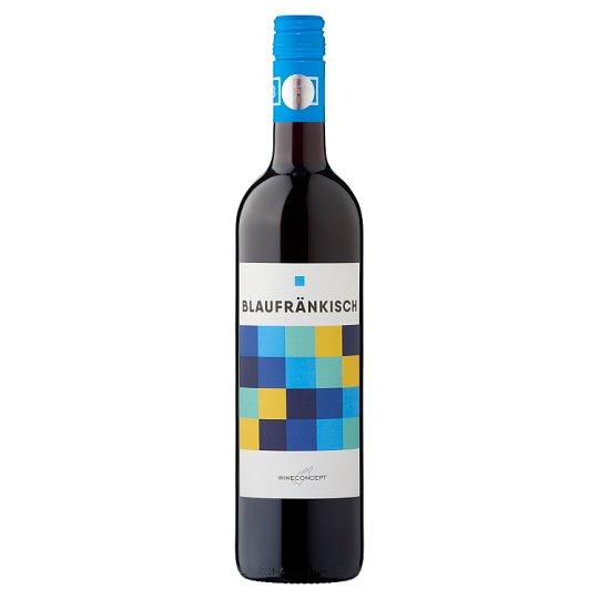Wine Concept Blaufränkisch klasické červené suché víno 0,75 l