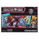 Clementoni Monster High Puzzle 1000