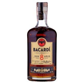 Bacardi 8 ročný rum 0,7 l