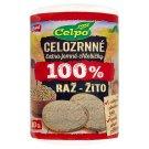 Druid Celpo Celozrnné extra jemné chlebíčky 100 % raž 80 g