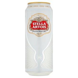 Stella Artois Premium Lager Beer 0.5 L