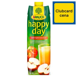 Rauch Happy Day Jablko s dužinou 100% 12 x 1l
