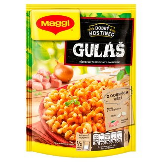 MAGGI Dobrý Hostinec Goulash Pasta with Sauce Pocket 143 g
