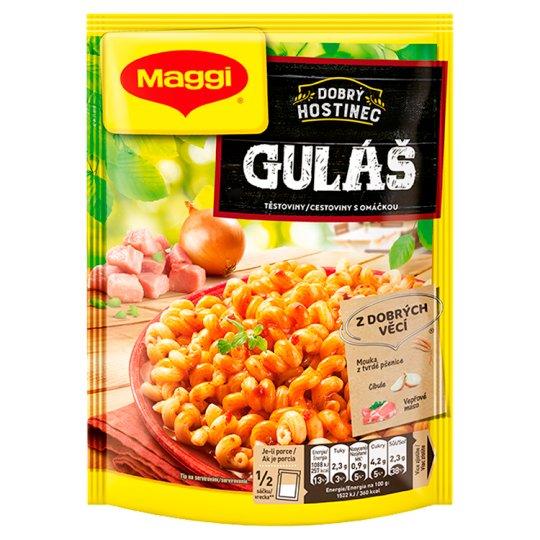 MAGGI Dobrý Hostinec Goulash Pasta with Sauce Pocket 143 g