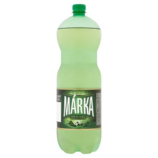 Márka Original sýtená limonáda s prídavkom hroznovej šťavy 2 l