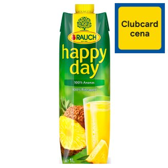 Rauch Happy Day Ananás 100% 1 l
