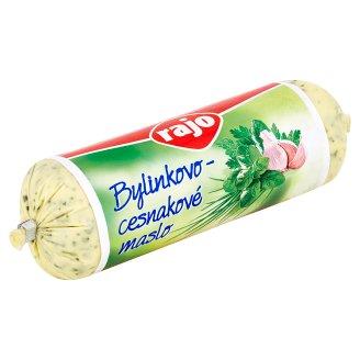 Rajo Bylinkovo-cesnakové maslo 125 g