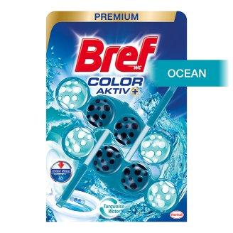 Bref Turquoise Aktiv Ocean tuhý WC blok 2 x 50 g