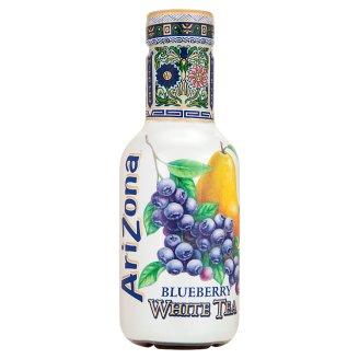Arizona Nealkoholický nápoj ochutený s extraktom bieleho čaju a čučoriedkami 500 ml