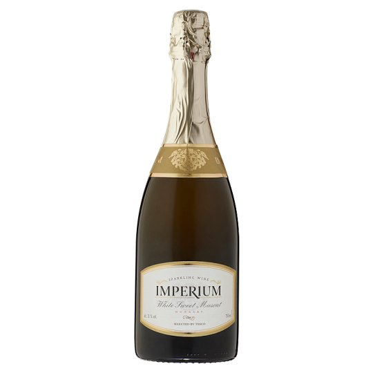 Imperium Muscat šumivé víno biele sladké 750 ml
