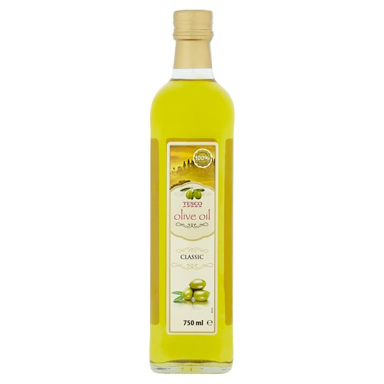 Tesco Olivový olej 750 ml