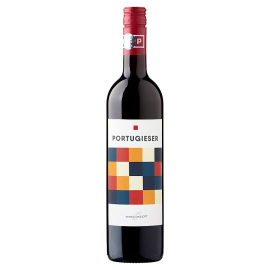 Wine Concept Egri Portugieser klasické suché červené víno 0,75 l