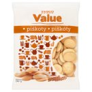 Tesco Value Biscuits 240 g