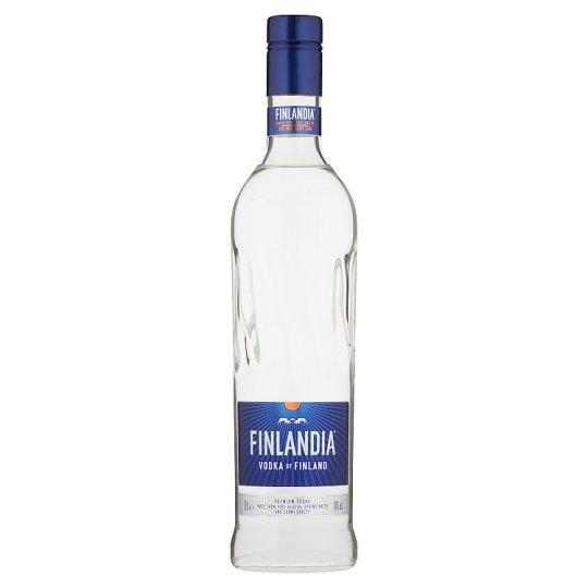 Finlandia Premium Vodka 40% 0.7 L