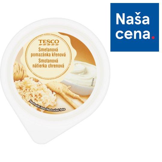 Tesco Cream Horseradish Spread 150 g