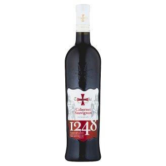 Templářské Sklepy Čejkovice Cabernet sauvignon suché červené víno 0,75 l