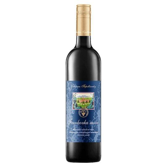 Château Topoľčianky Blaufränkisch Slovak Varietal Dry Red Wine 1.0 L