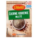 Vitana Ground Black Pepper 18 g
