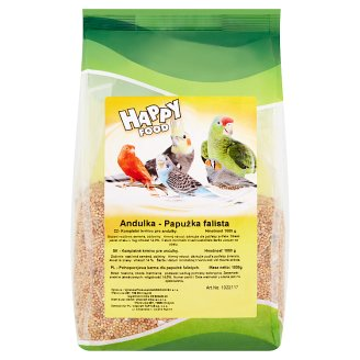 Happy Food Parakeet 1000 g
