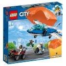 LEGO City Police Sky Police Parachute Arrest 60208