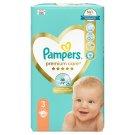 Pampers Premium Care Detské Jednorazové Plienky, Veľkosť 3 (Midi) 5 – 9 kg, 60 Kusov