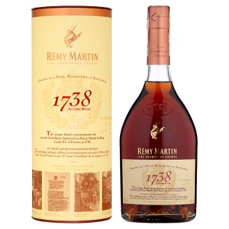 Rémy Martin 1738 Acord Royal Fine Champagne Cognac 0,7 l