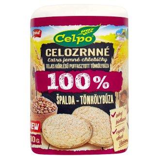 Druid Celpo Celozrnné extra jemné chlebíčky 100 % špalda 80 g